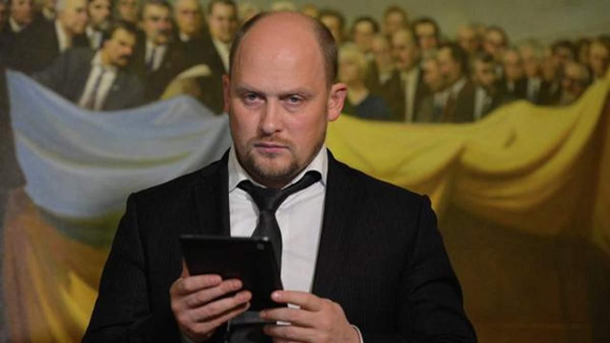 Аваков: Нардеп Каплін дуркує на замовлення