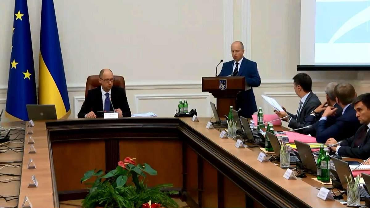Чим незадоволений Яценюк, та що вирішив Кабмін — підсумки засідання уряду