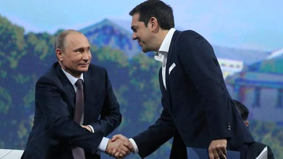 Російські шпигуни в Греції: від часів СРСР до сьогодення