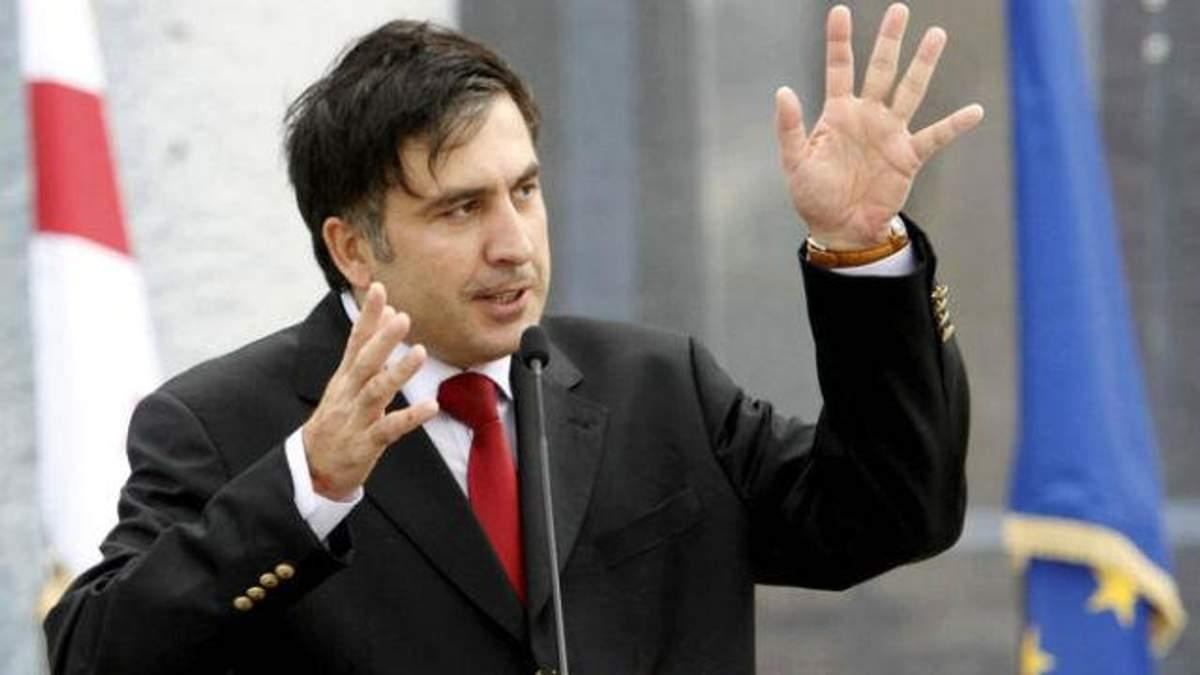 О бессистемном Саакашвили, или можно ли начинать реформу в стране бессистемно