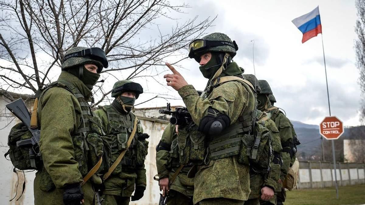Російські солдати, які побоялись їхати на Донбас, можуть потрапити за ґрати