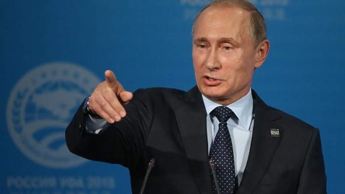 Погрозами війни Путін шантажує Захід, а не Україну, — Чалий