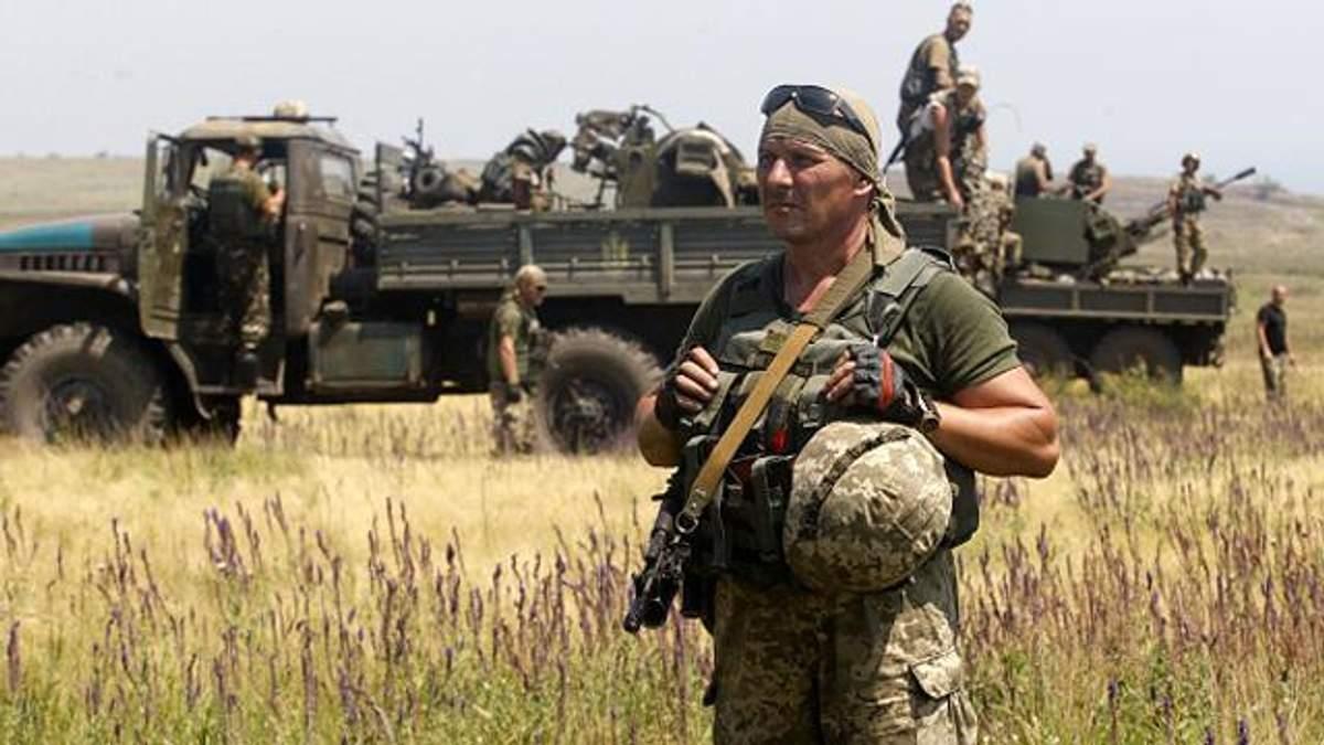 Минулої доби 5 військових зазнали поранень