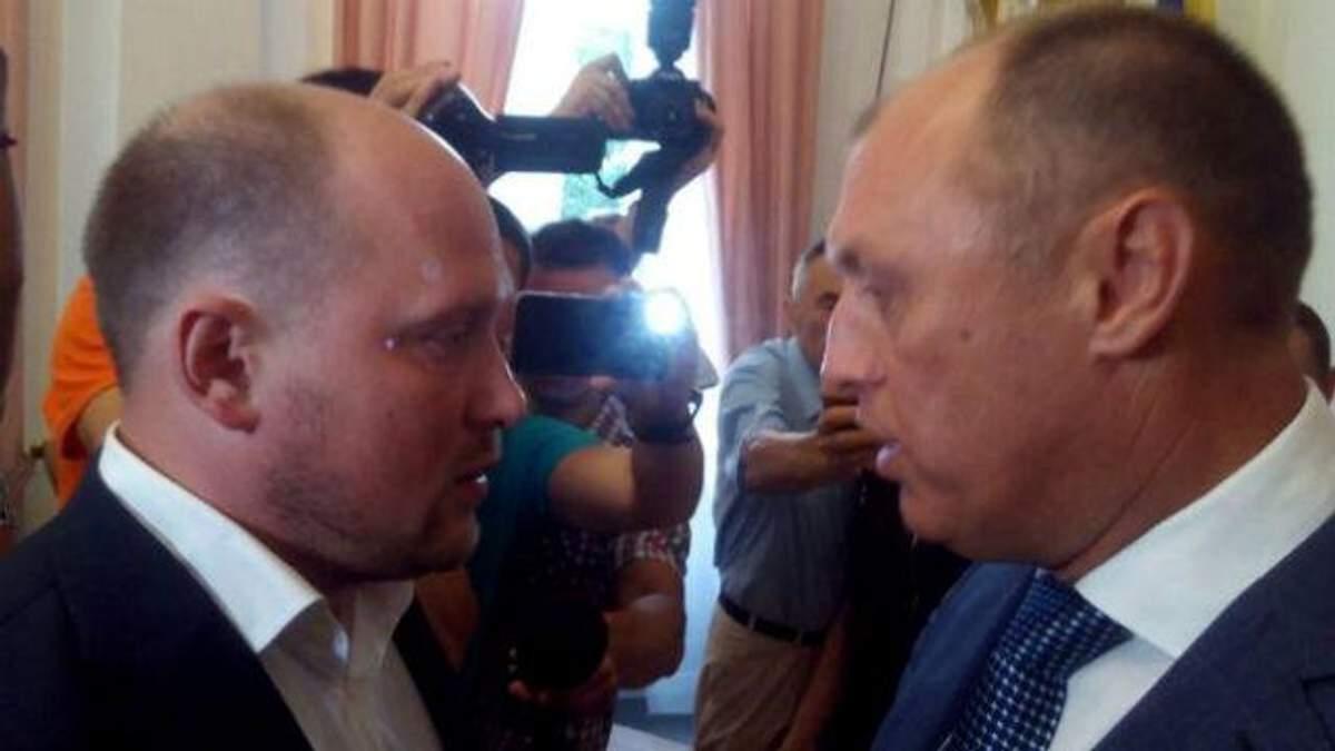 Бійка Капліна і Мамая – це конфлікт геїв і повій за право стояти на трасі, — Аваков