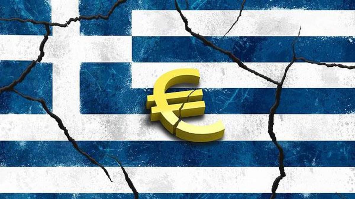 Чтобы избежать пропасти, Греция должна одолжить 80 миллиардов евро