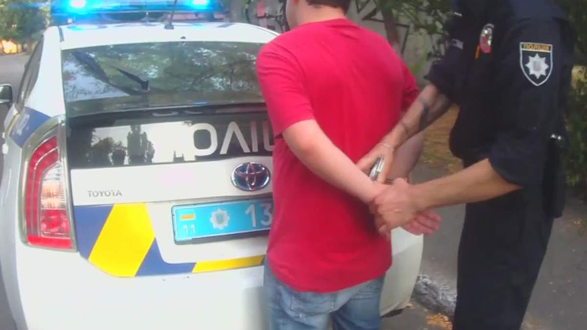 Патрульні влаштували погоню за п'яним мажором