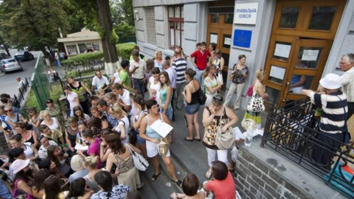 Выпускники из Крыма в отчаянии —  их не берут в украинские вузы