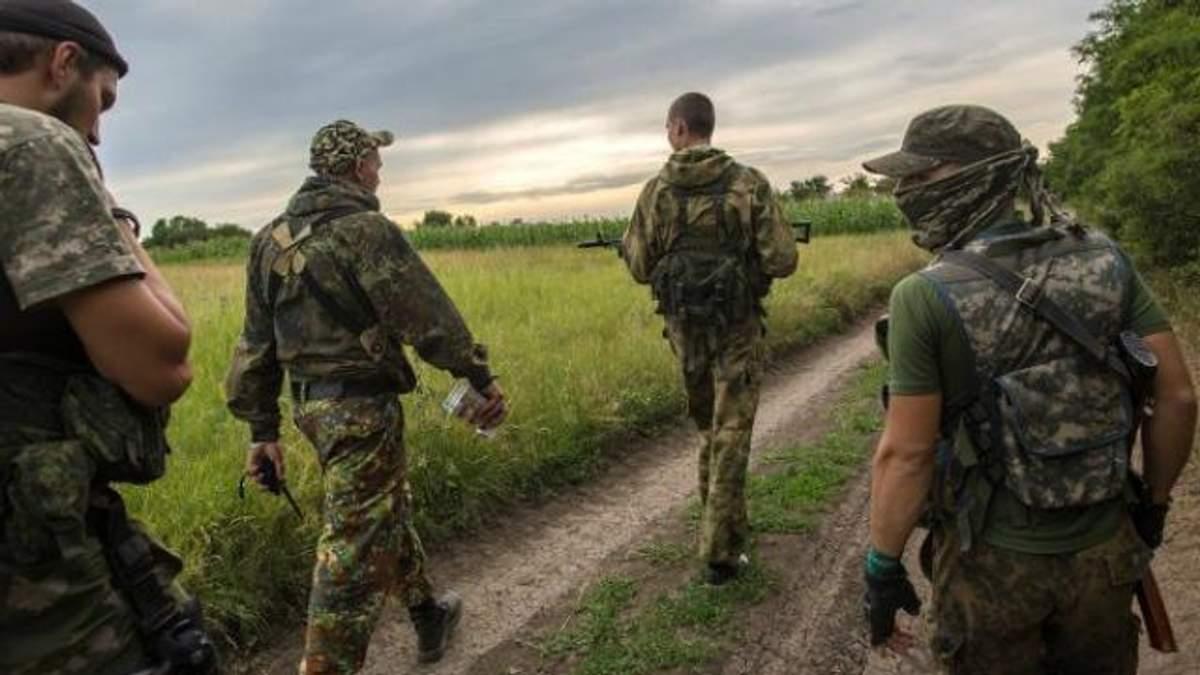 Бойовики хотіли розстріляти ДАІшників, які були в полоні