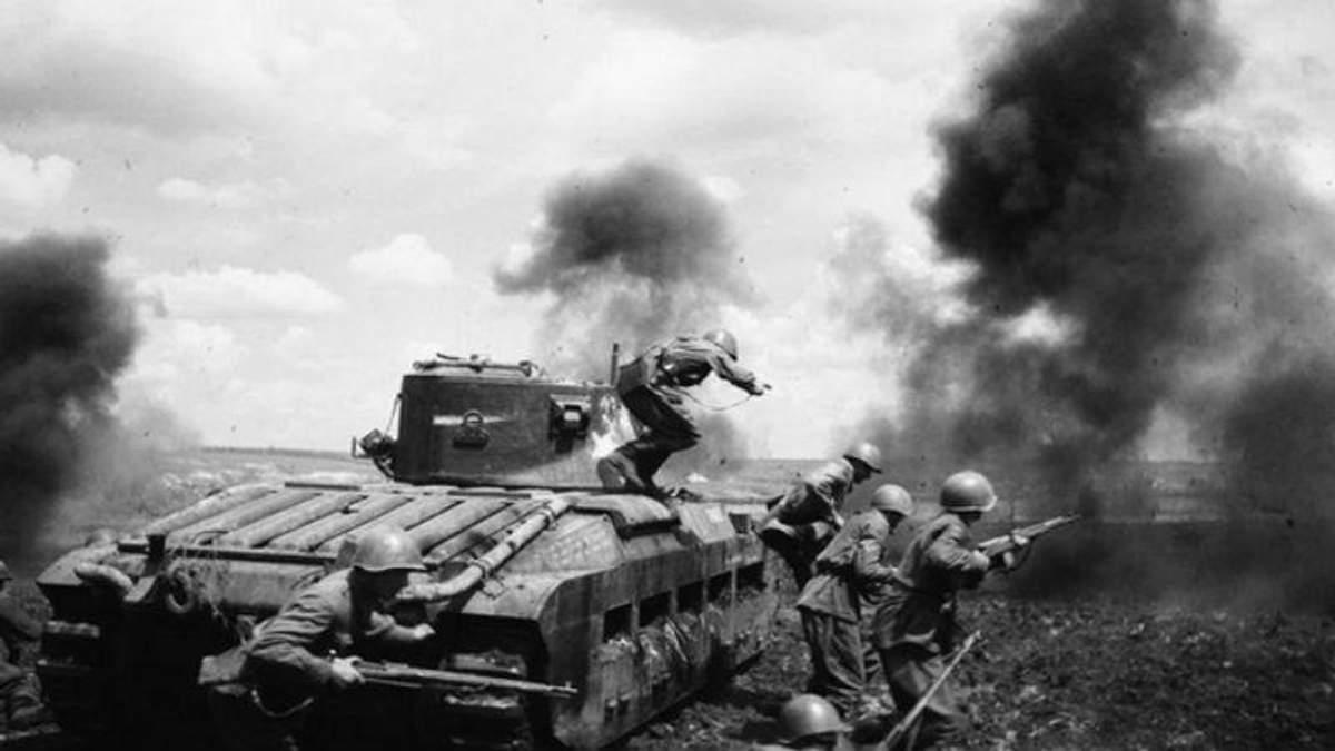 Колосальні втрати під час найбільшої танкової битви Другої світової війни
