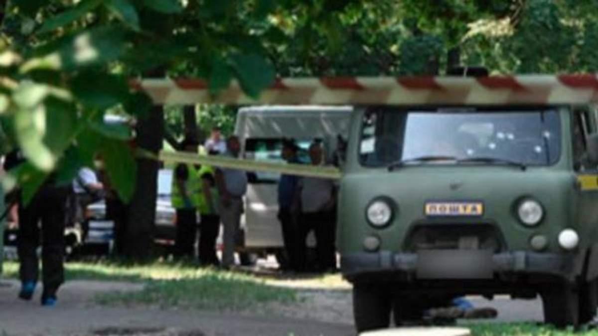 У міліції показали, як виглядав вбивця інкасаторів у Харкові