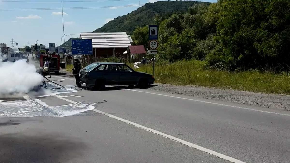 Один з поранених у Мукачевому цивільних помер