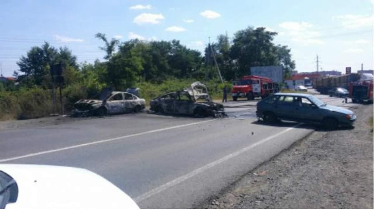 Перестрелку в Мукачево квалифицировали как террористический акт