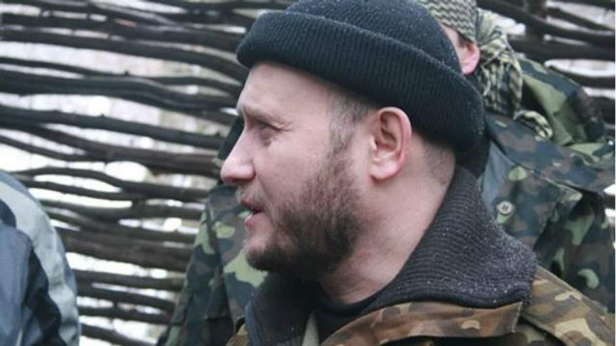 Главное не допустить дальнейшего кровопролития, — Ярош о Мукачево