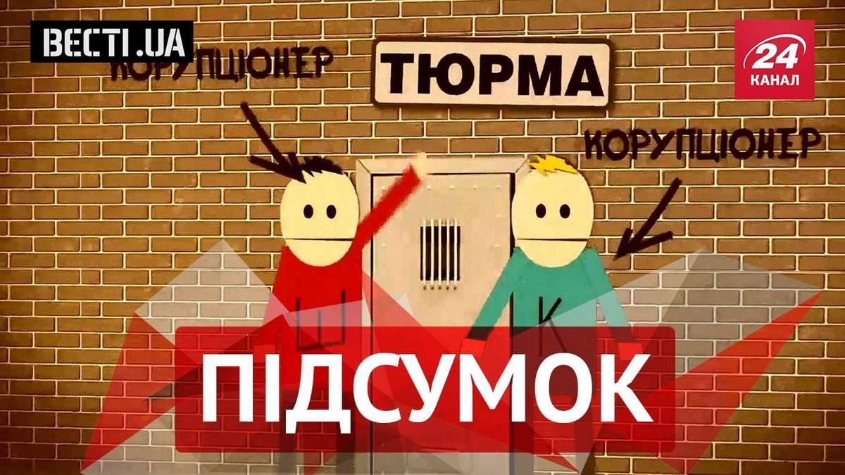 Вєсті. UA. Підсумок — найцікавіше за тиждень - 11 липня 2015 - Телеканал новин 24