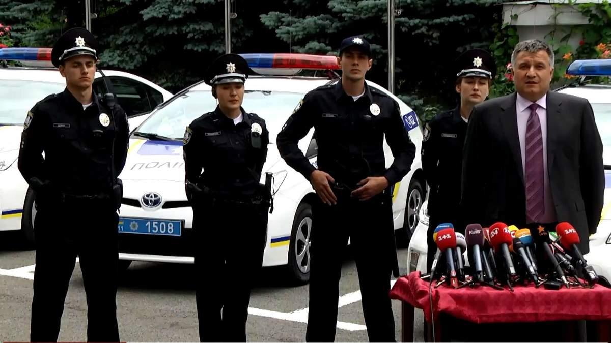 Перший тиждень роботи нової поліції: успіхи та провали