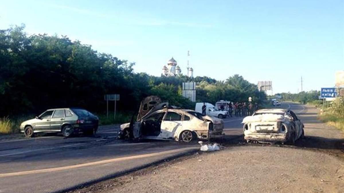 ТОП-новини: смертельна стрілянина у Мукачевому, погоня поліції за мажором