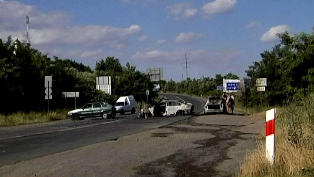 Мер Мукачевого повідомляє про 10 поранених внаслідок стрілянини