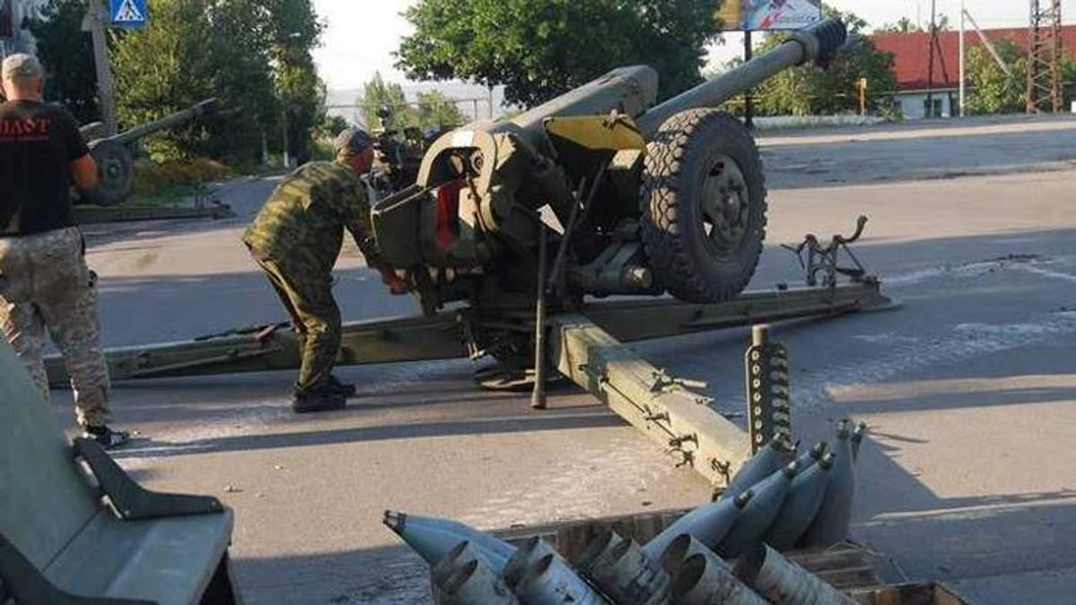 Бойовики пішли в атаку на позиції українських військ на Донбасі