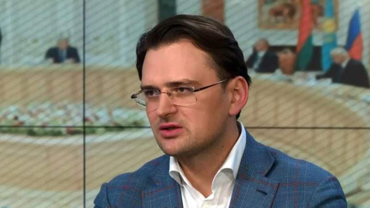 """Можна фарбувати написи """"Безвізовий режим вже близько"""", — речник МЗС про Мукачеве"""