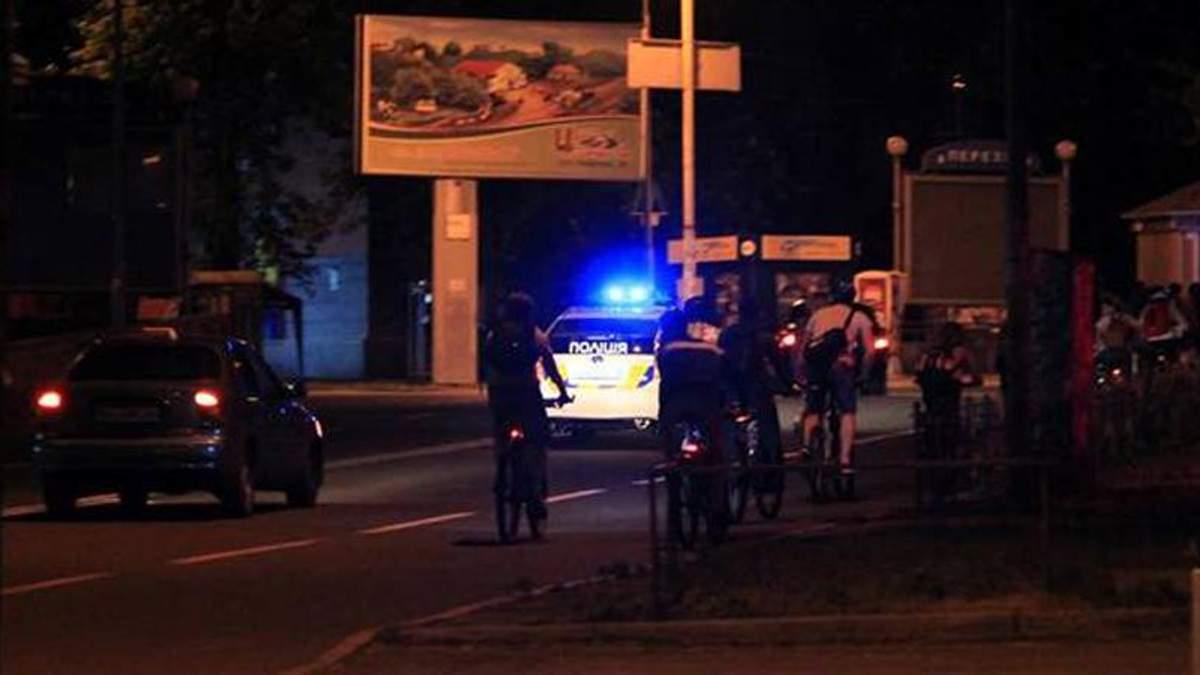 Полиция. Дневное и ночное патрулирование