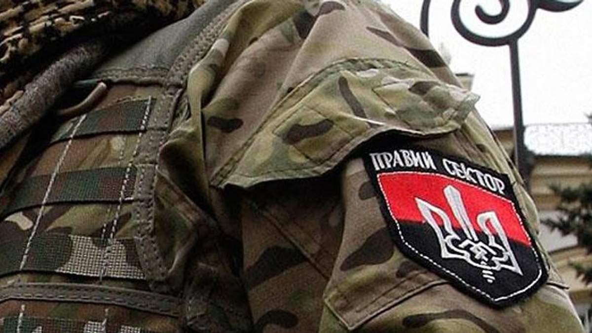"""""""Правий сектор"""": Силовики заблокували наші тренувальні бази на Західній Україні"""