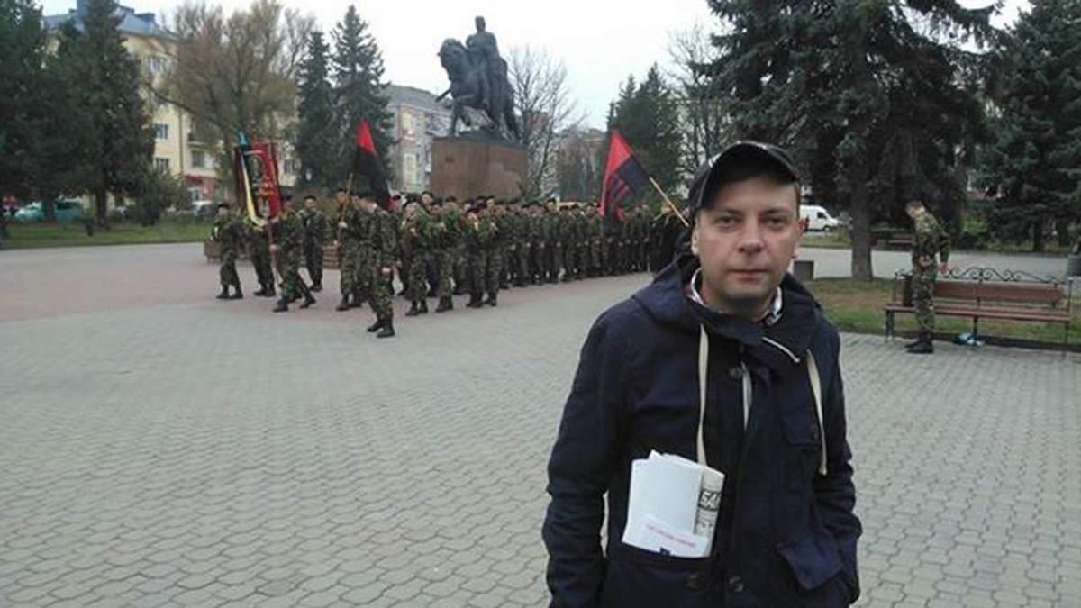 """""""Правий сектор"""" готовий перекинути на Київ свої запасні батальйони"""