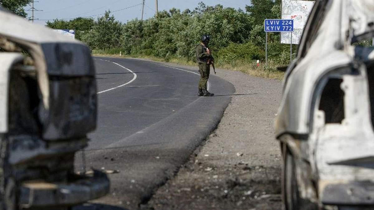 """В Мукачево нашли тело еще одного бойца """"Правого сектора"""" (18+)"""