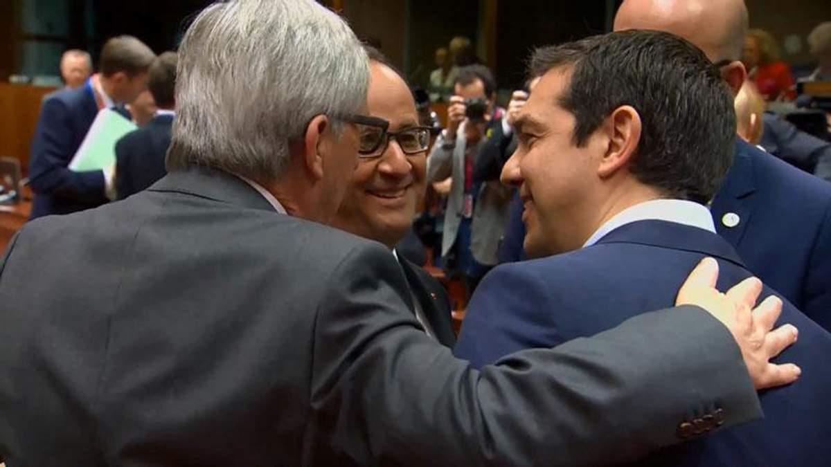 Греки можуть спати спокійно: ЄС дає гроші