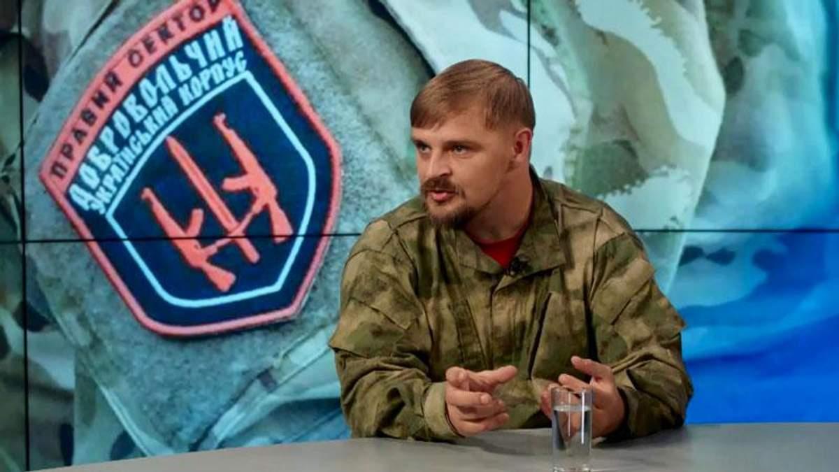 """Аваков наказав знищити бійців """"Правого сектору"""", — речник батальйону ДУК"""