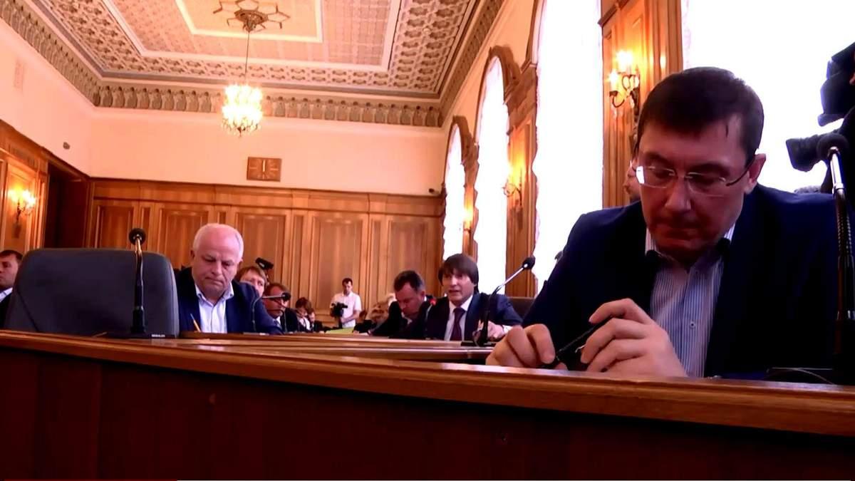 Депутатська група, до якої входить Ланьо, не планує його виключати зі складу