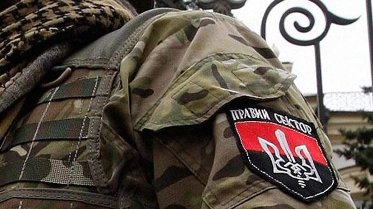 """СБУ відомо, скільки озброєних бійців """"Правого сектора"""" переховуються під Мукачевим"""