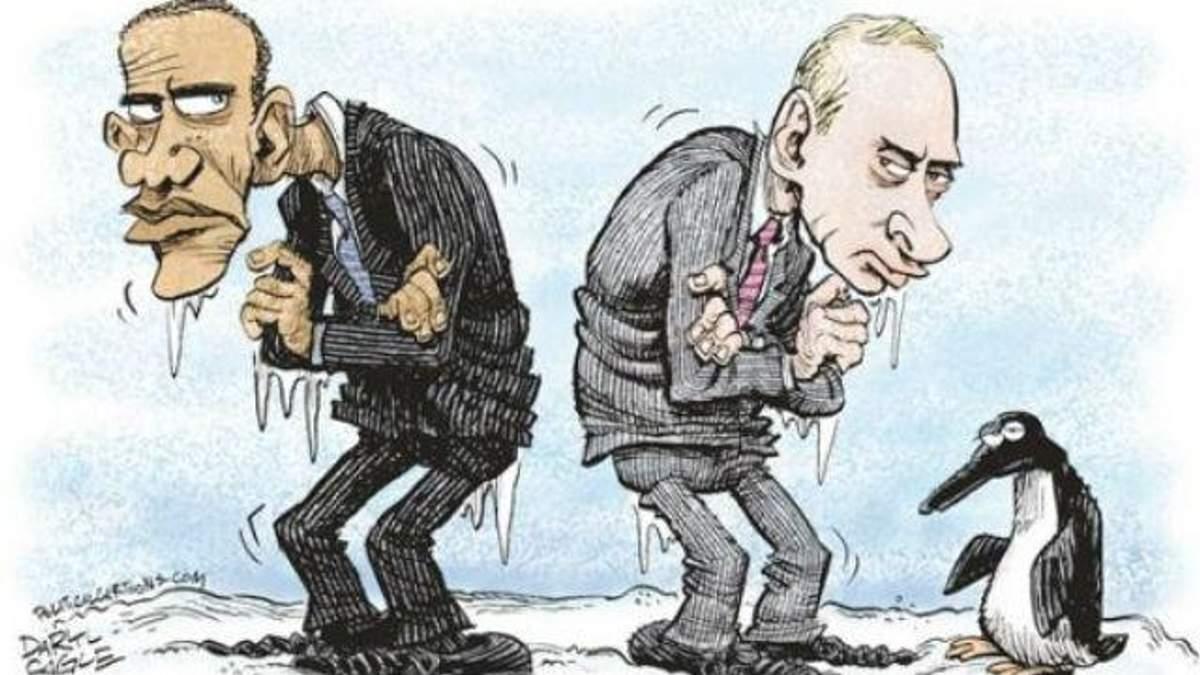 Гонка вооружений по-российски