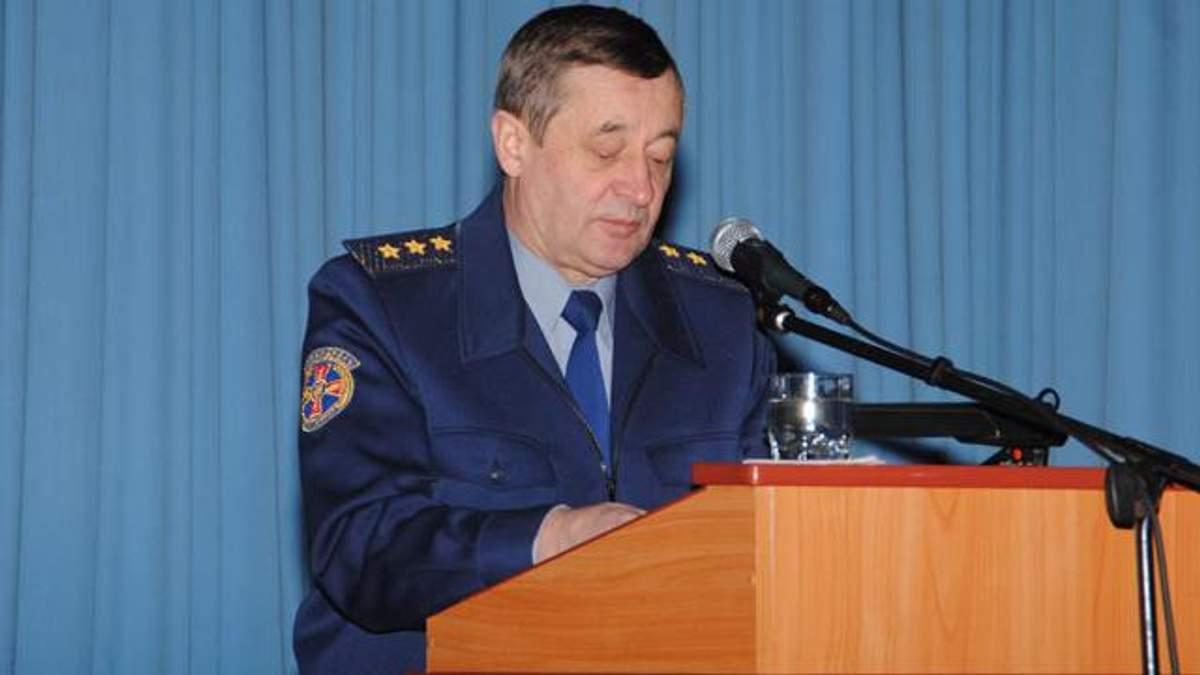 Порошенко звільнив командувача Повітряних сил