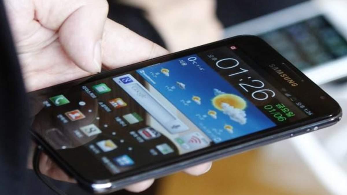 Незабаром смартфони Samsung  визначатимуть відсоток жирової тканини