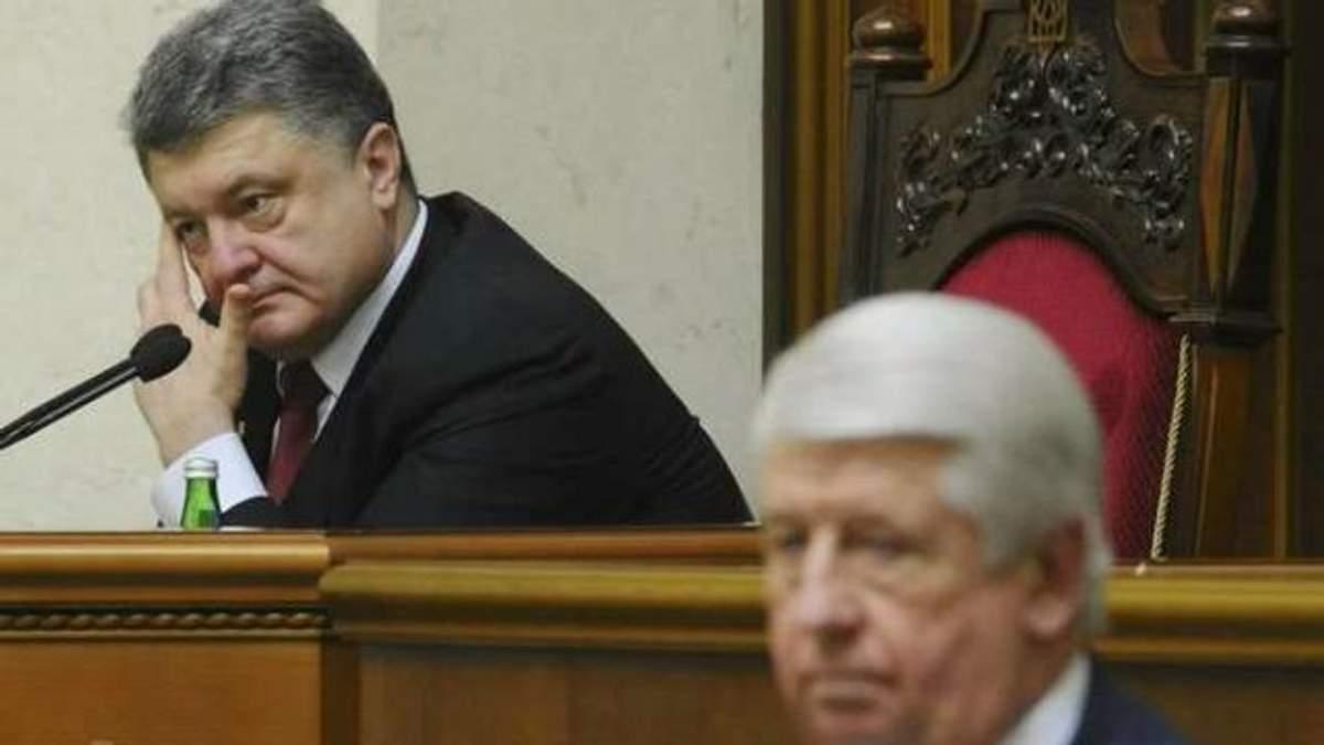 Порошенко знає про те, що відбувається в ГПУ, — Лещенко