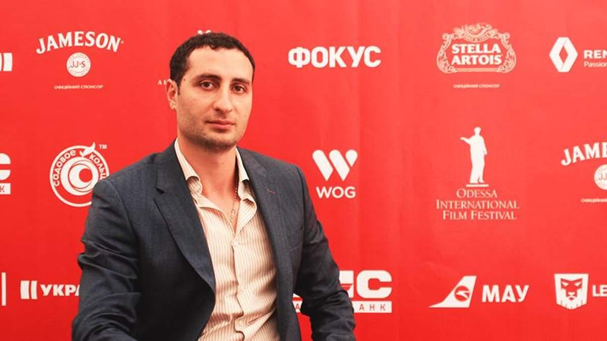 Давид Вашадзе про підтримку Олега Сенцова, пропаганду в кіно і російські фільми