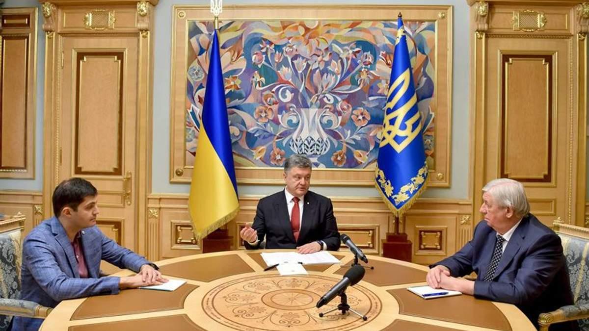 Порошенко підписав поправки до закону, які посварили учасників коаліції