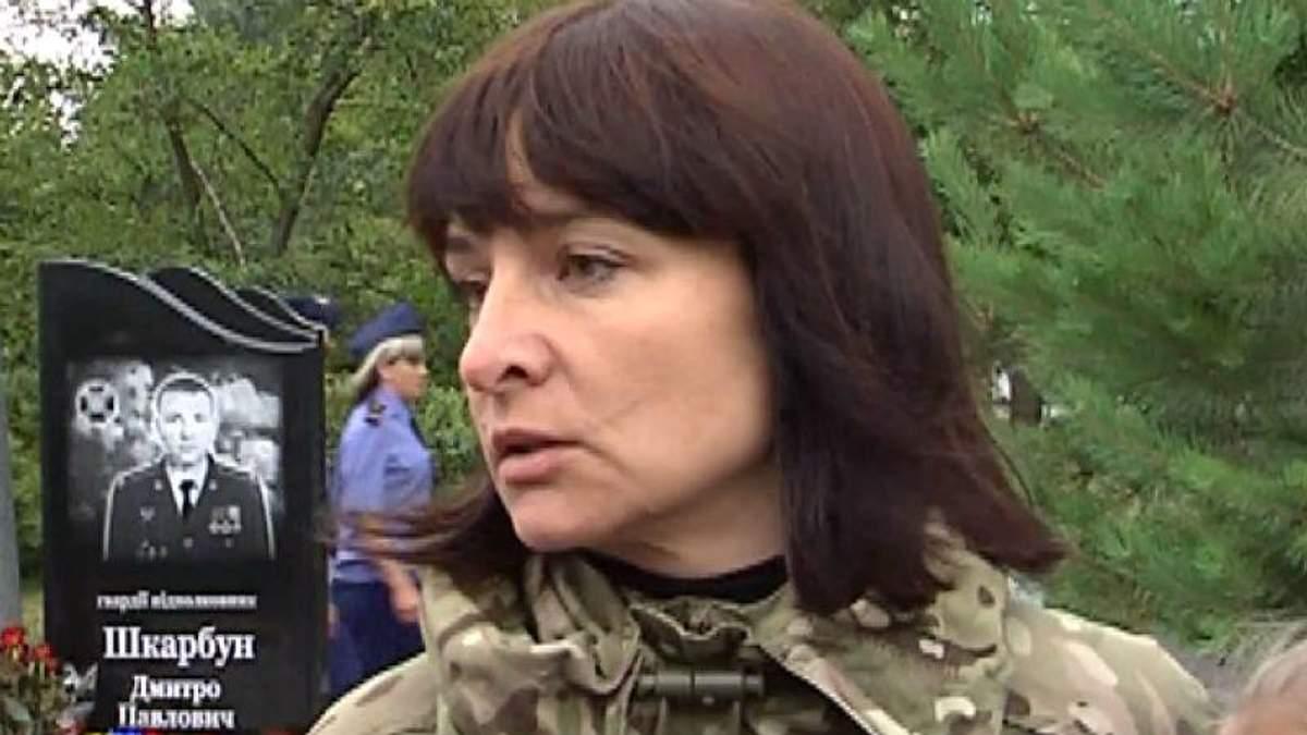 Встановили меморіал на честь двох загиблих українських льотчиків