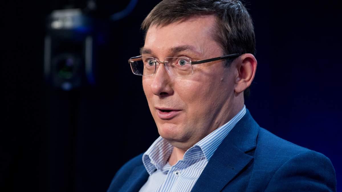 На крісло прем'єр-міністра є кандидатури, — Луценко
