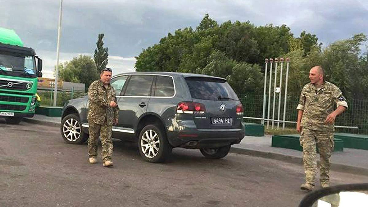 Скандал у Житомирі вартував двом офіцерам погонів