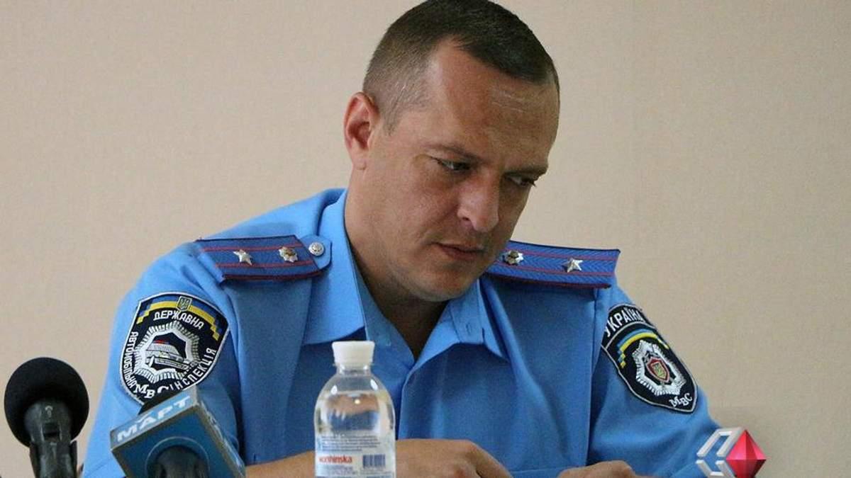 Головного ДАІвця Миколаївщини посадили під домашній арешт