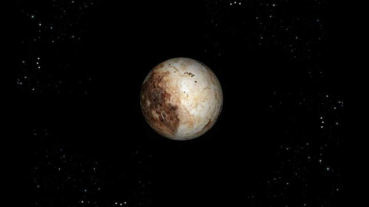 Космічний зонд передав перший сигнал після зближення з Плутоном