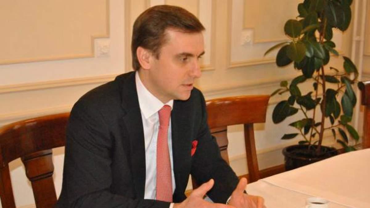 Порошенко знайшов заміну Чалому на місце в Адміністрації Президента