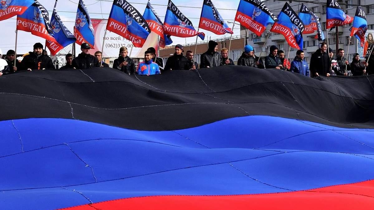 """Бойовики """"ДНР"""" вирішили створити патрульну поліцію Донецька"""