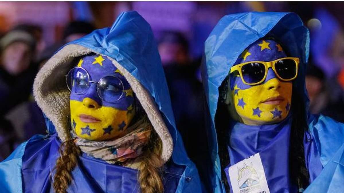 Як сприймають Україну в Європі?