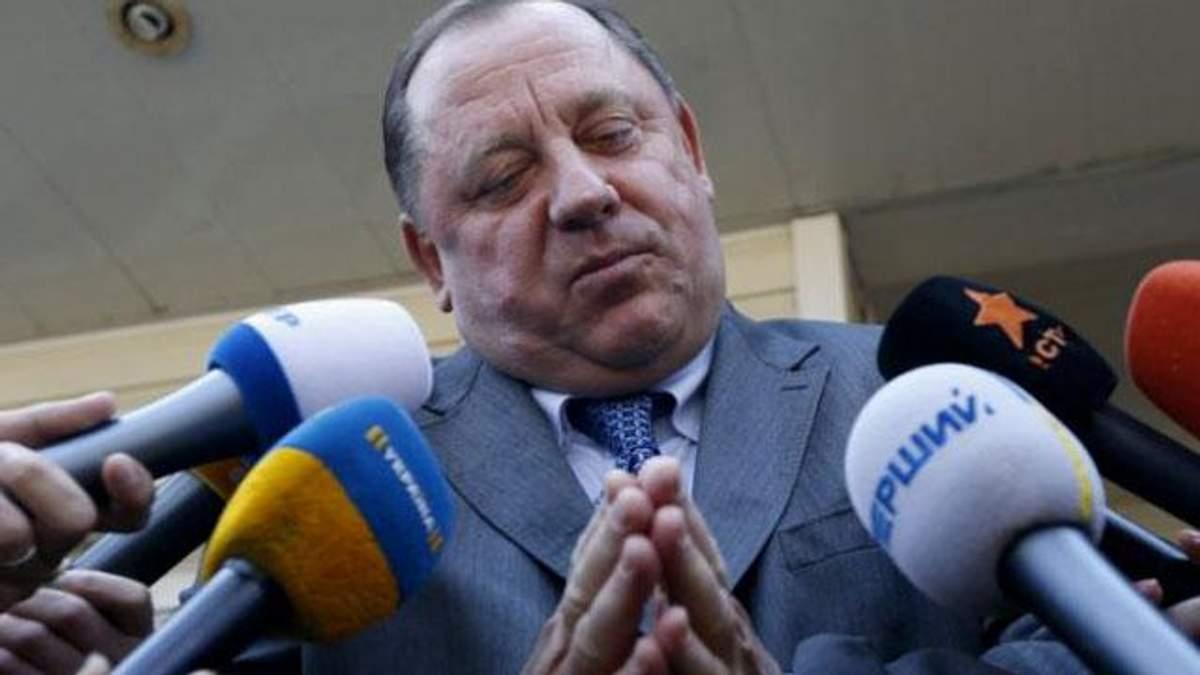 Ректору-хабарнику вистачило нахабності прийти в Раду
