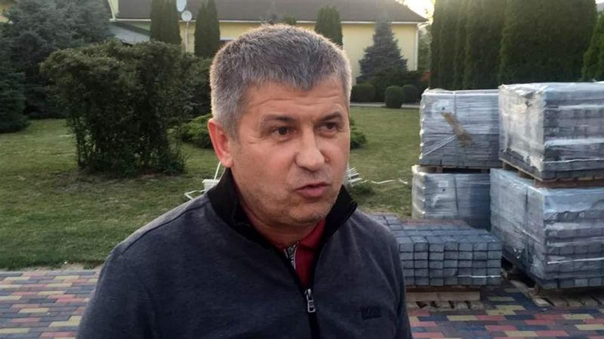Скандальный Ланьо попытался удрать из Украины