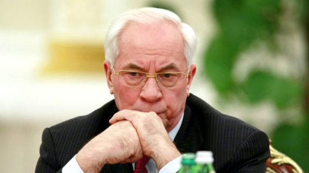 """Азаров пояснив, чому українська влада – """"класичні фашисти"""""""