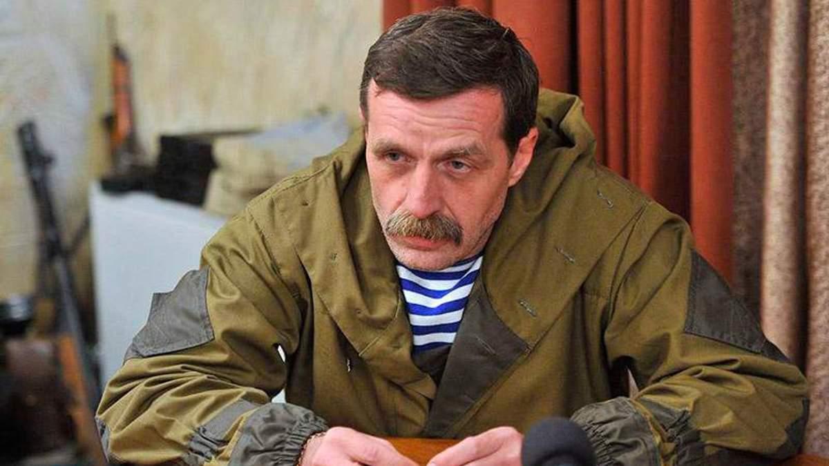 "Террорист Безлер готовит ""ГНР"""