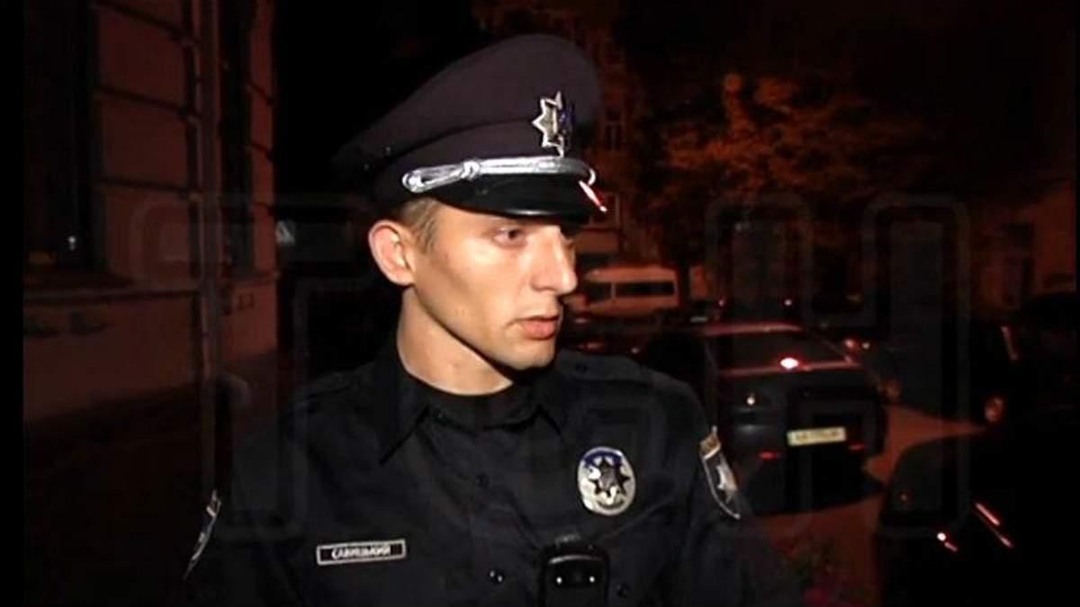 Поліція проти міліції. Патрульні влаштували погоню за  п'яним міліціонером